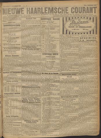 Nieuwe Haarlemsche Courant 1918-12-14