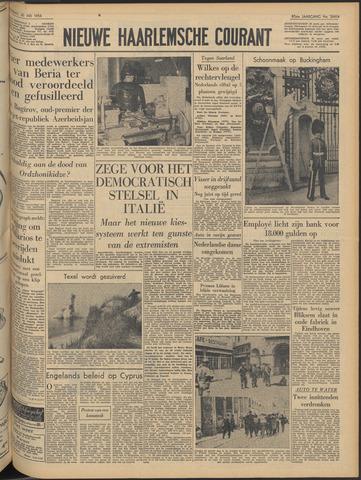 Nieuwe Haarlemsche Courant 1956-05-30