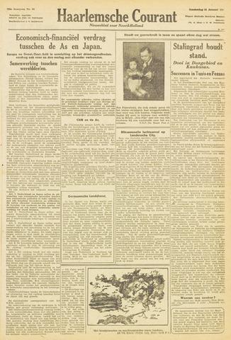 Haarlemsche Courant 1943-01-21