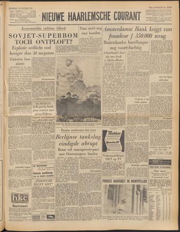 Nieuwe Haarlemsche Courant 1961-10-30