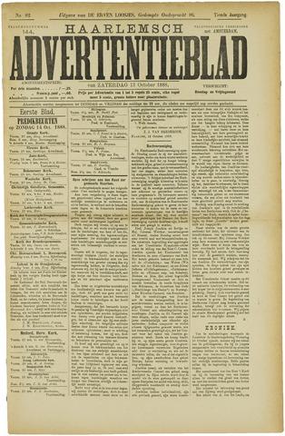 Haarlemsch Advertentieblad 1888-10-13