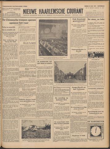 Nieuwe Haarlemsche Courant 1937-07-20