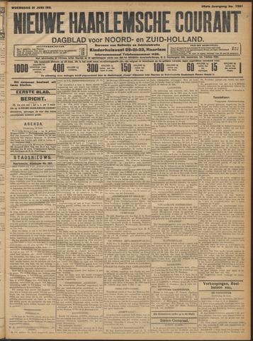 Nieuwe Haarlemsche Courant 1911-06-21