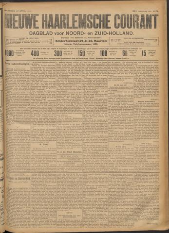 Nieuwe Haarlemsche Courant 1908-04-27