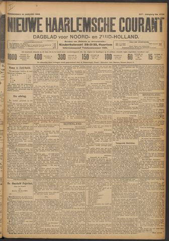 Nieuwe Haarlemsche Courant 1909-01-14