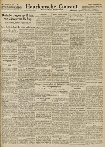 Haarlemsche Courant 1942-08-08