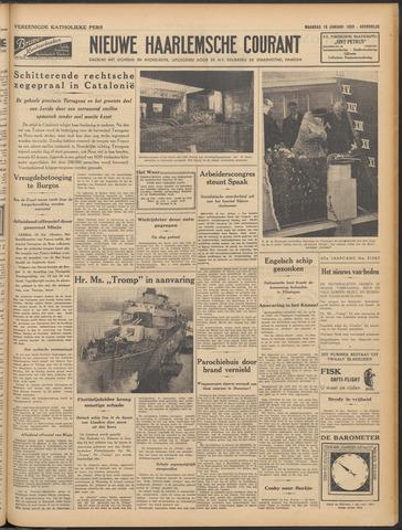 Nieuwe Haarlemsche Courant 1939-01-16