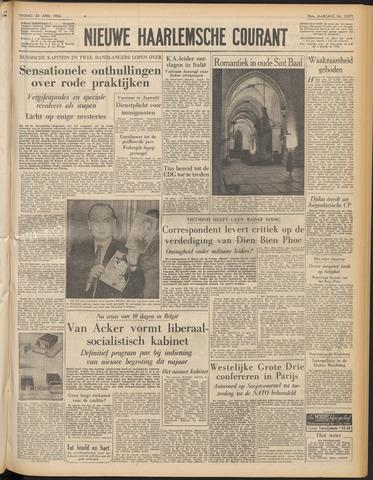 Nieuwe Haarlemsche Courant 1954-04-23