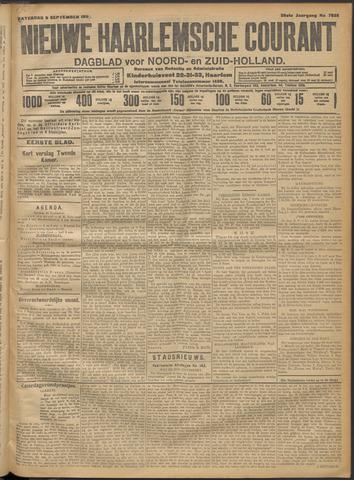 Nieuwe Haarlemsche Courant 1911-09-09