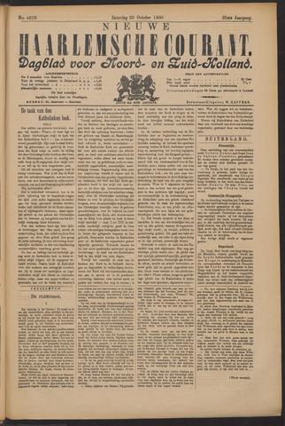 Nieuwe Haarlemsche Courant 1900-10-20