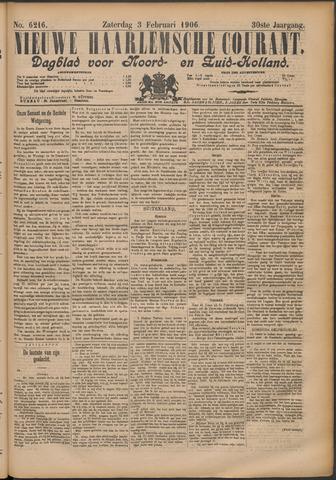 Nieuwe Haarlemsche Courant 1906-02-03