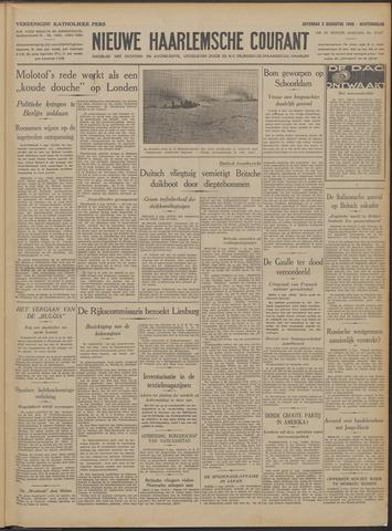 Nieuwe Haarlemsche Courant 1940-08-03