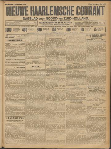 Nieuwe Haarlemsche Courant 1913-02-05