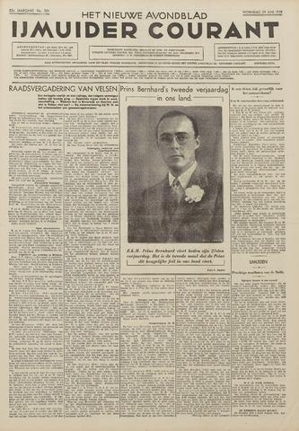 IJmuider Courant 1938-06-29