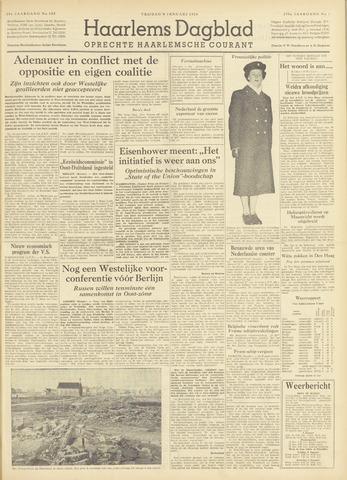 Haarlem's Dagblad 1954-01-08