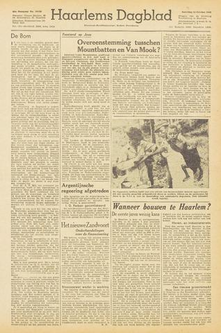 Haarlem's Dagblad 1945-10-13