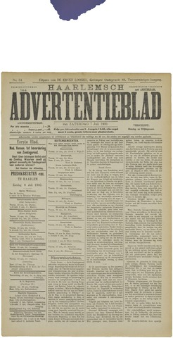 Haarlemsch Advertentieblad 1900-07-07