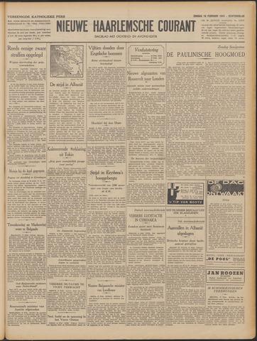 Nieuwe Haarlemsche Courant 1941-02-16