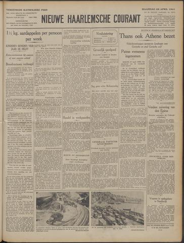 Nieuwe Haarlemsche Courant 1941-04-28