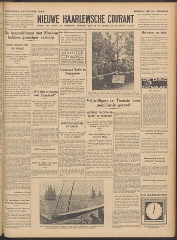Nieuwe Haarlemsche Courant 1939-06-21