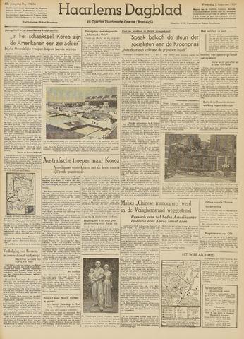 Haarlem's Dagblad 1950-08-02