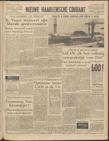 Nieuwe Haarlemsche Courant 1962-05-17