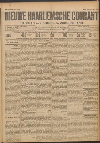 Nieuwe Haarlemsche Courant 1909-10-29
