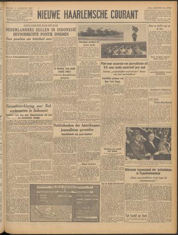 Nieuwe Haarlemsche Courant 1949-08-05