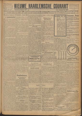 Nieuwe Haarlemsche Courant 1927-10-06