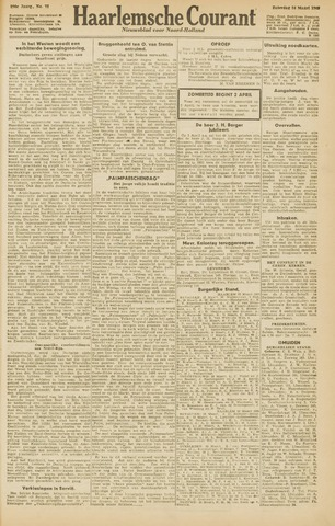 Haarlemsche Courant 1945-03-24