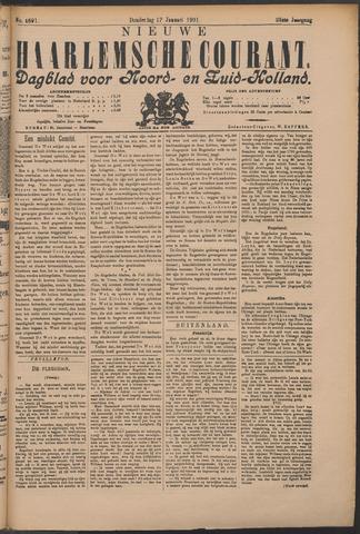 Nieuwe Haarlemsche Courant 1901-01-17