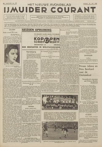 IJmuider Courant 1938-07-22