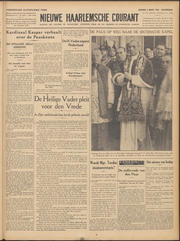 Nieuwe Haarlemsche Courant 1939-03-04