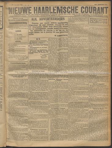 Nieuwe Haarlemsche Courant 1919-06-13