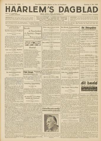 Haarlem's Dagblad 1935-05-04
