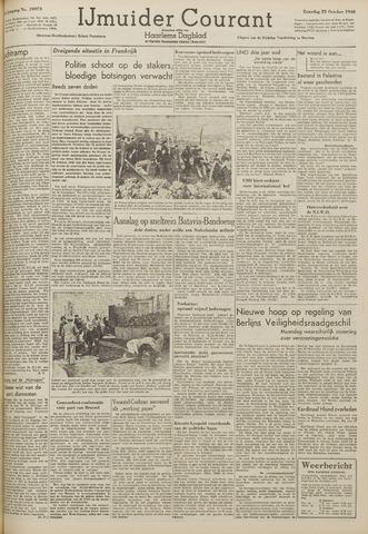 IJmuider Courant 1948-10-23