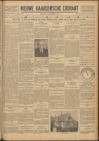 Nieuwe Haarlemsche Courant 1930-12-12