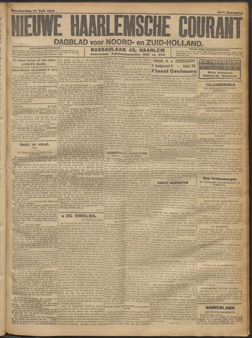 Nieuwe Haarlemsche Courant 1916-07-27