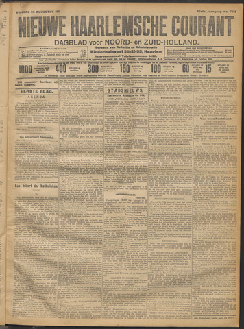 Nieuwe Haarlemsche Courant 1911-08-25