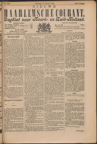 Nieuwe Haarlemsche Courant 1902-01-16