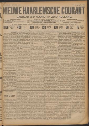 Nieuwe Haarlemsche Courant 1908-10-08