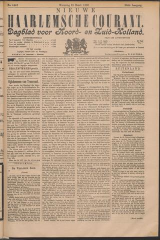 Nieuwe Haarlemsche Courant 1900-03-21