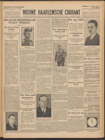 Nieuwe Haarlemsche Courant 1934-07-31