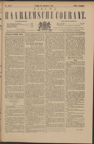Nieuwe Haarlemsche Courant 1895-08-30