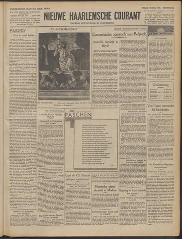 Nieuwe Haarlemsche Courant 1941-04-13