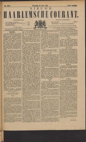 Nieuwe Haarlemsche Courant 1896-06-24