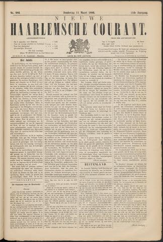 Nieuwe Haarlemsche Courant 1886-03-11