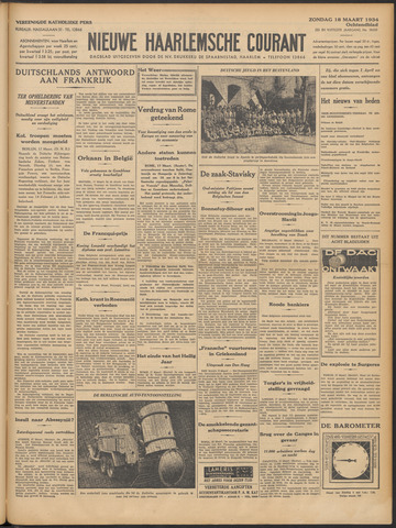 Nieuwe Haarlemsche Courant 1934-03-18