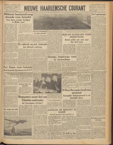 Nieuwe Haarlemsche Courant 1947-01-04