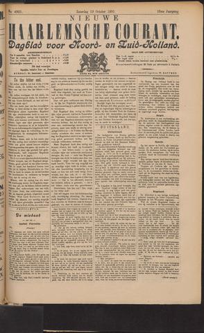 Nieuwe Haarlemsche Courant 1901-10-19
